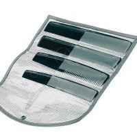 OLIVIA GARDEN артикул: SCPz4 Набір гребінців Carbon Ion Comb SC 4 штуки