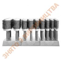 OLIVIA GARDEN артикул: CIzD34 Дисплей Ceramic+Ion Thermal Brush 34 штуки